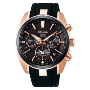 Seiko Astron GPS Solar SSH024J1 - zegarek męski