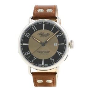 Atlantic Worldmaster 130TH Anniversary 57750.41.65B - zegarek męski