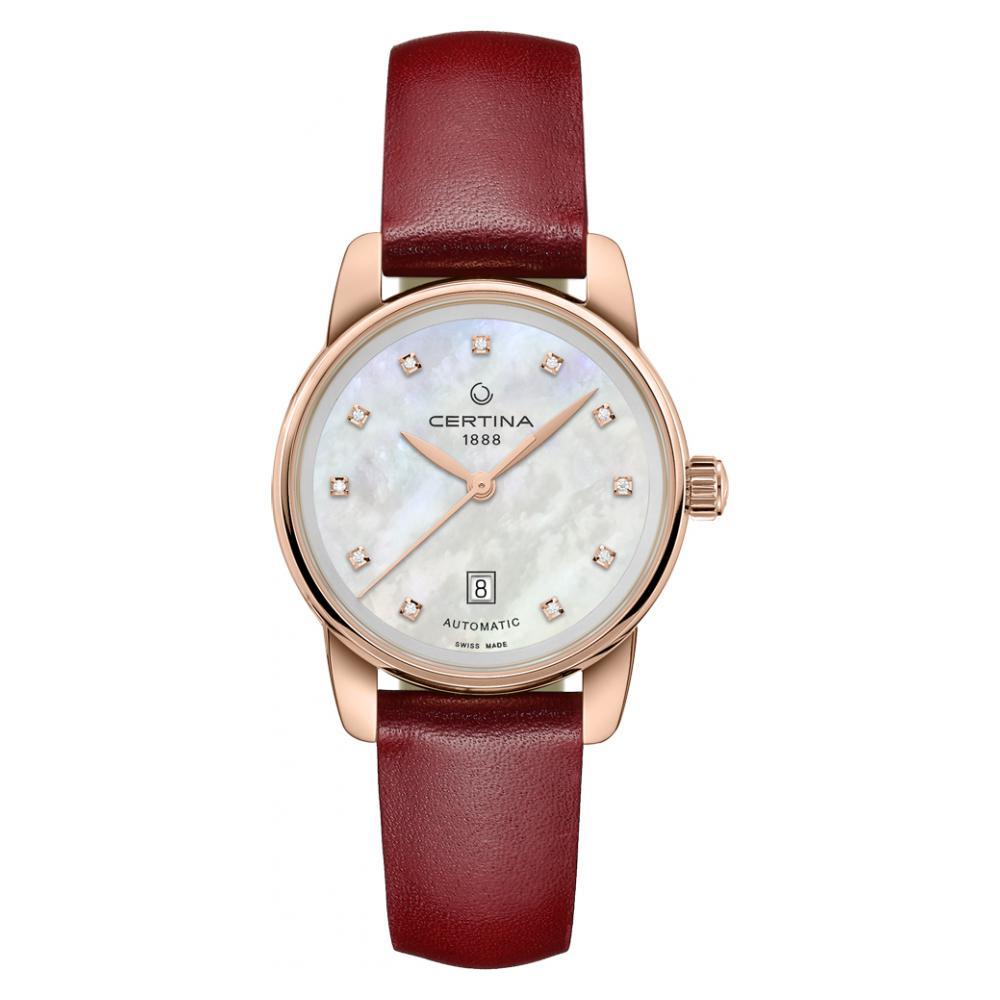 Certina DS Podium Lady C001.007.36.116.02 - zegarek damski 1