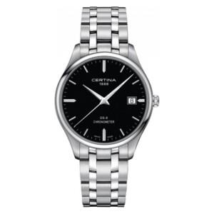 Certina DS-8 Chronometer C033.451.11.051.00 - zegarek męski