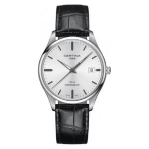 Certina DS-8 Chronometer C033.451.16.031.00 - zegarek męski
