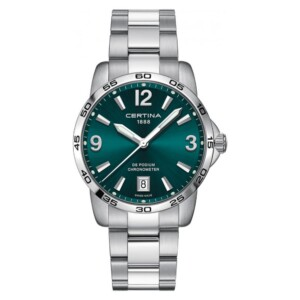 Certina DS Podium Chronometer C034.451.11.097.00 - zegarek męski