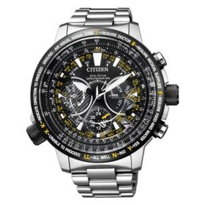 Citizen SATELLITE WAVE CC7014-82E - zegarek męski