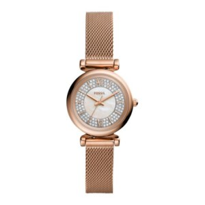 Fossil Carlie Mini ES4836 - zegarek damski
