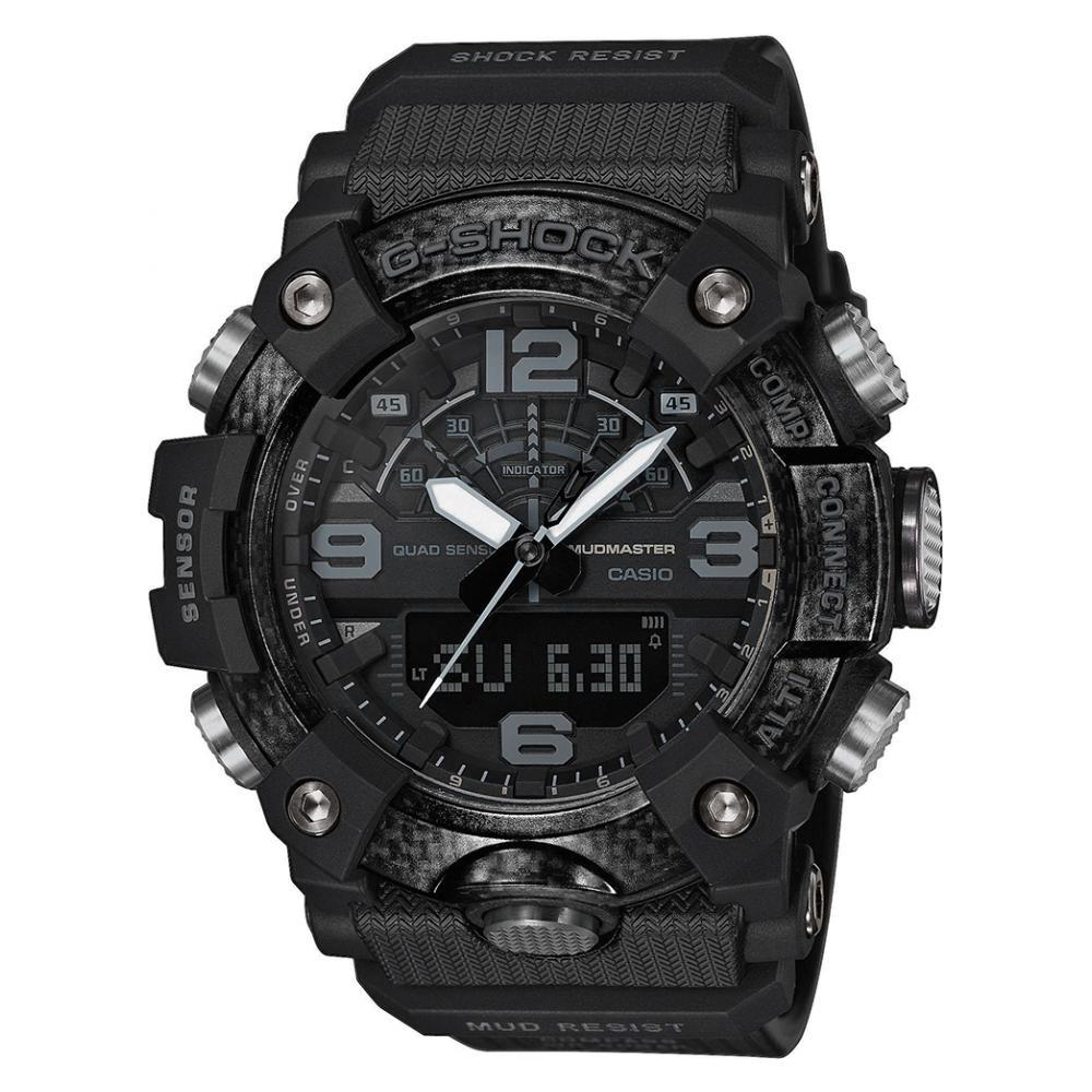 G-shock Master of G Mudmaster GG-B100-1B - zegarek męski 1