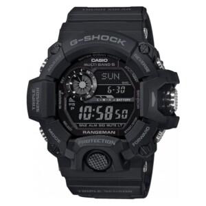 G-shock Master of G Rangeman GW-9400-1B - zegarek męski