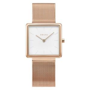 Obaku Kvadrat V236LXVIMV - zegarek damski