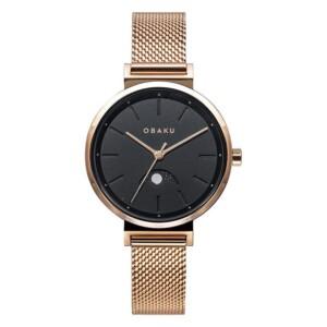 Obaku Maane Gerbera V243LMVBMV - zegarek damski