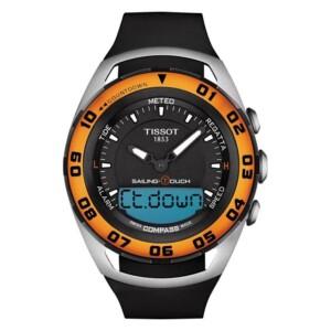Tissot T-TOUCH SAILING T056.420.27.051.02 - zegarek męski