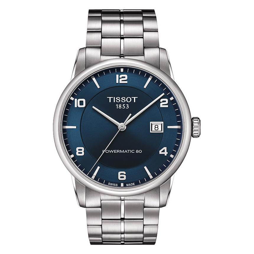 Tissot Luxury Powermatic 80 T086.407.11.047.00 - zegarek męski 1