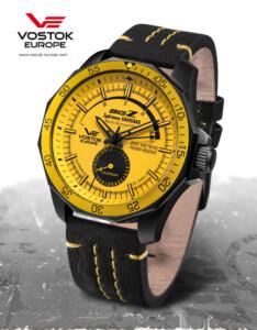 Vostok Europe BIG Z NE57-225C418 - zegarek męski