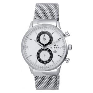 Bisset Grey BSDD88SISB05AX - zegarek męski