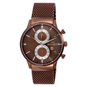 Bisset Grey BSDD88VIYX05AX - zegarek męski