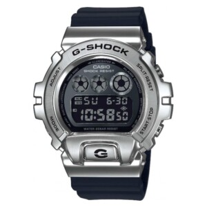 G-shock Original in Steel GM-6900-1 - zegarek męski