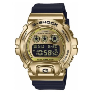 G-shock Original in Steel GM-6900G-9 - zegarek męski
