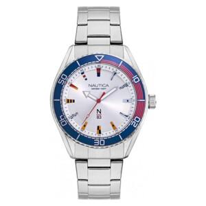 Nautica N83 Finn World NAPFWS005 - zegarek n83