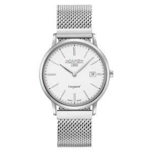 Roamer Vanguard Slim Line 979809 41 25 90 - zegarek męski