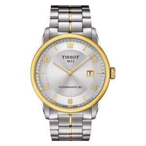 Tissot Luxury Powermatic 80 T086.407.22.037.00 - zegarek męski