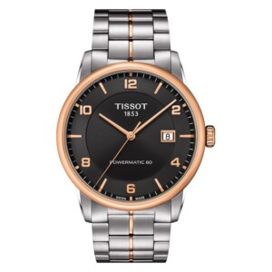 Tissot Luxury Powermatic 80 T086.407.22.067.00 - zegarek męski