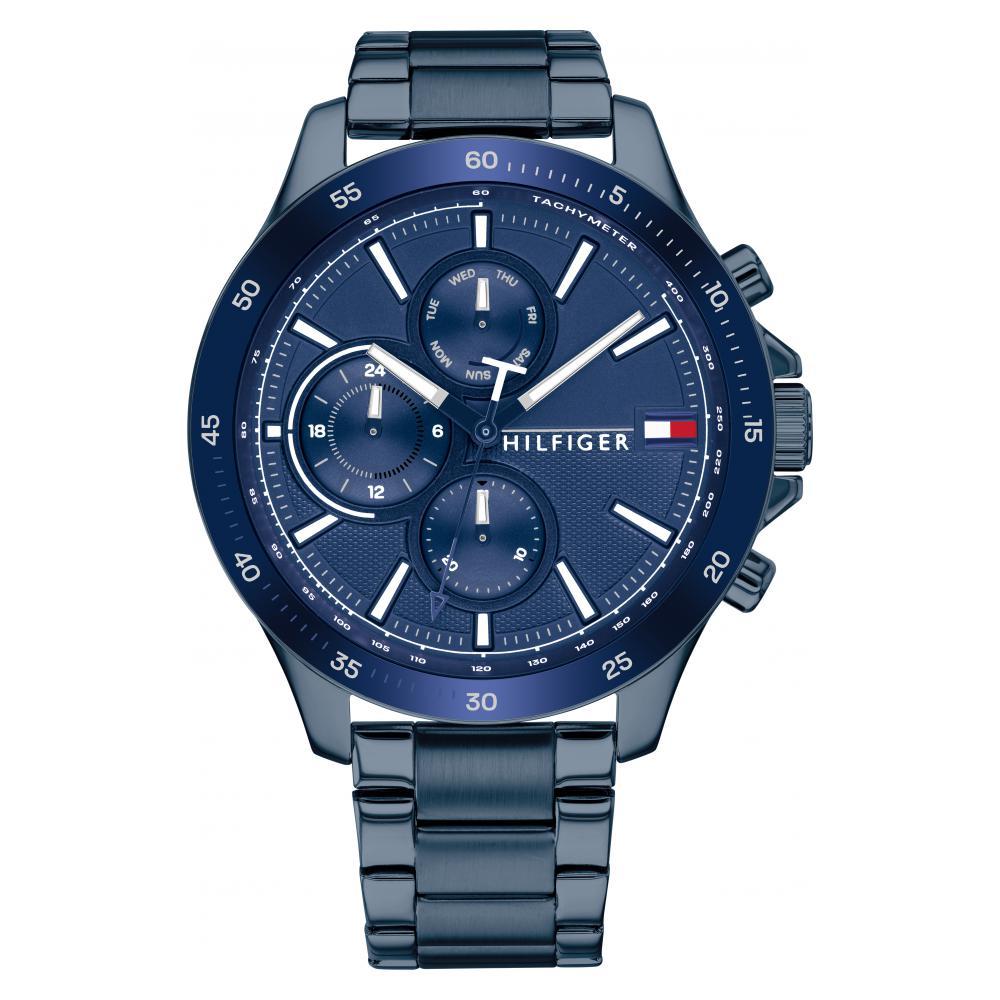 Tommy Hilfiger Bank 1791720 - zegarek męski 1