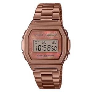 Casio Vintage Premium A1000RG-5 - zegarek damski