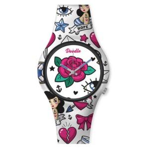 Doodle American Mood DO35001 - zegarek damski