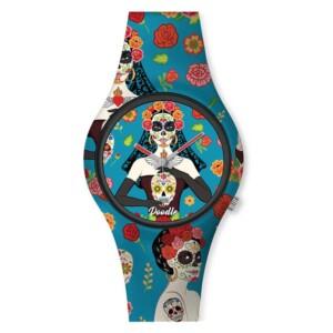Doodle Santa Muerte Mood DO35011 - zegarek damski