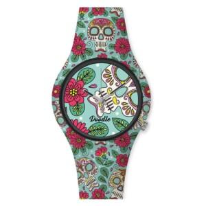 Doodle Santa Muerte Mood DO35012 - zegarek damski