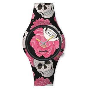 Doodle Santa Muerte Mood DO35013 - zegarek damski