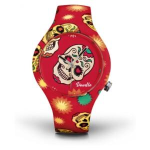 Doodle Calaveras Mood DOCA001 - zegarek męski
