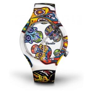 Doodle Calaveras Mood DOCA002 - zegarek męski