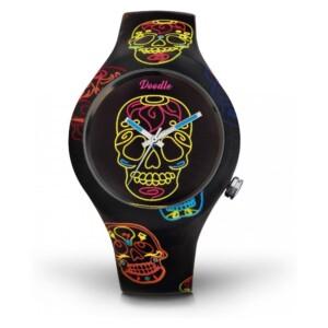 Doodle Calaveras Mood DOCA004 - zegarek damski