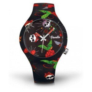 Doodle Tattoo Mood DOTA005 - zegarek damski