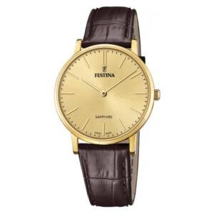 Festina Swiss Made F20016/2 - zegarek męski
