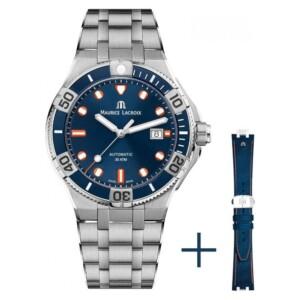 Maurice Lacroix Zegarek Limitowany Aikon AI6058-SS002-431-1 - zegarek męski