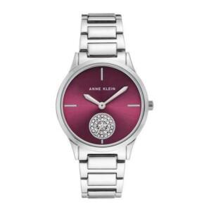 Anne Klein AK3417BYSV - zegarek damski