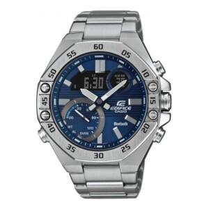 Casio Edifice ECB-10D-2A - zegarek męski