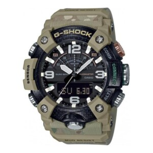 Casio G-Shock Mudmaster British Army Limited Edition GG-B100BA-1A - zegarek męski