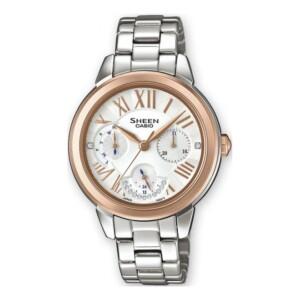 Casio Sheen SHE-3059SG-7A - zegarek damski