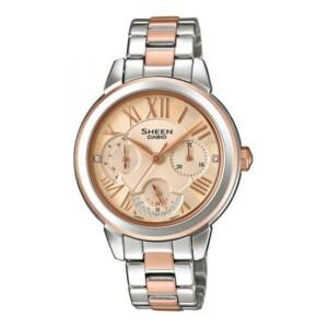 Casio Sheen SHE-3059SPG-9A - zegarek damski
