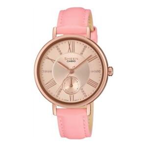 Casio Sheen SHE-3066PGL-4A - zegarek damski