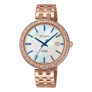 Casio Sheen SHE-4052PG-2A - zegarek damski