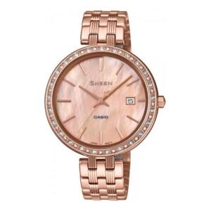 Casio Sheen SHE-4052PG-4A - zegarek damski