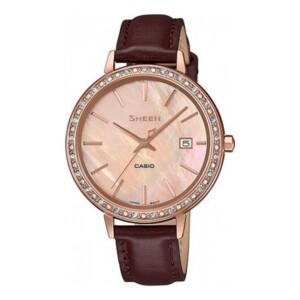 Casio Sheen SHE-4052PGL-4A - zegarek damski