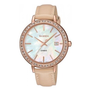 Casio Sheen SHE-4052PGL-7B - zegarek damski