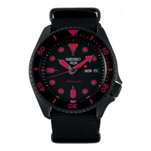 Seiko 5 Sports Automatic SRPD83K1 - zegarek męski