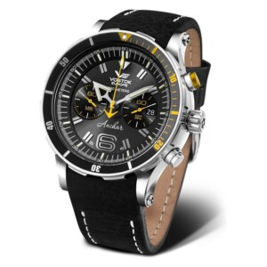 Vostok Europe Anchar Chrono Limited 6S21-510A584 - zegarek męski