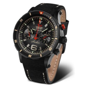 Vostok Europe Anchar Chrono Limited 6S21-510C582 - zegarek męski