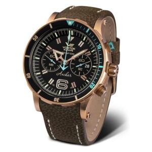 Vostok Europe Anchar Chrono Limited 6S21-510O585 - zegarek męski