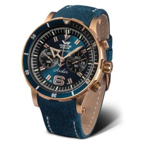 Vostok Europe Anchar Chrono Limited 6S21-510O586 - zegarek męski
